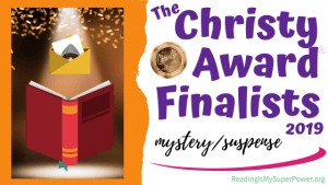 2019 The Christy Award Finalists (and a Giveaway!): Mystery, Suspense, Thriller
