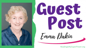 Guest Post (and a Giveaway!): Emma Dakin & Hazards in Hampshire