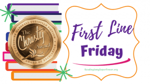First Line Friday (week 168): The Christy Award 2019 winners