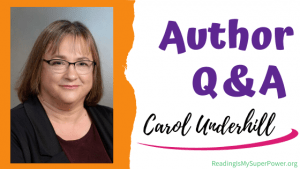 Author Interview (and a Giveaway!): Carol Underhill & Angelica's Christmas Wish
