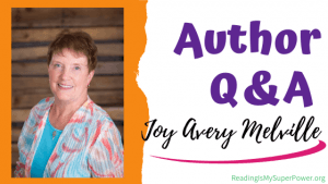 Author Interview (and a Giveaway!): Joy Avery Melville & Meant For Her