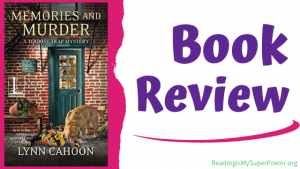 Book Review (and a Giveaway!): Memories and Murder by Lynn Cahoon