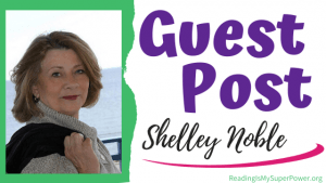 Guest Post (and a Giveaway!):  Shelley Noble & Tell Me No Lies