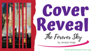 Cover Reveal (and a Giveaway!): The Forever Sky by Janalyn Voigt