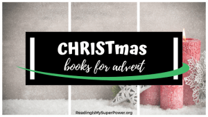 Top Ten Tuesdays: CHRISTmas Books for Advent