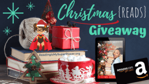 It's Beginning to Look A Lot Like Christmas (Reads) GIVEAWAY: Deck The Shelves (+ guest post)