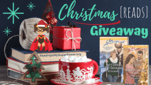 It's Beginning to Look A Lot Like Christmas (Reads) GIVEAWAY: Her Cowboy Till Christmas (+ guest post)