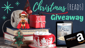 It's Beginning to Look A Lot Like Christmas (Reads) GIVEAWAY: Hope Is Born (+ guest post)