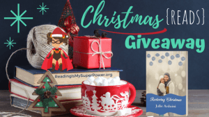 It's Beginning to Look A Lot Like Christmas (Reads) GIVEAWAY: Restoring Christmas (+ guest post)