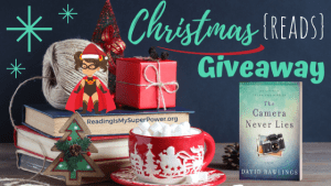 It's Beginning to Look A Lot Like Christmas (Reads) GIVEAWAY: The Camera Never Lies (+ guest post)