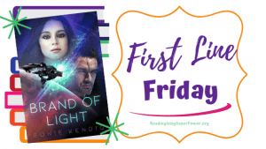 First Line Friday (and a Giveaway!): Brand of Light