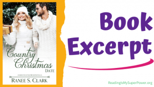 Book Spotlight (and a Giveaway!): Her Country Christmas Date by Ranee S. Clark