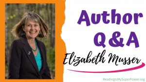 Author Interview (and a Giveaway!): Elizabeth Musser & When I Close My Eyes