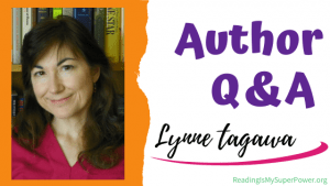 Author Interview (and a Giveaway!): Lynne Tagawa & The Shenandoah Road