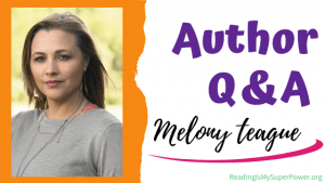 Author Interview (and a Giveaway!): Melony Teague & A Promise to Keep