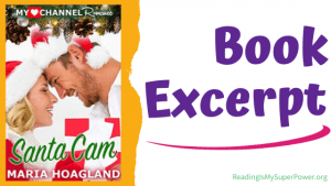 Book Spotlight (and a Giveaway!): Santa Cam by Maria Hoagland