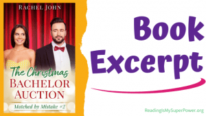 Book Spotlight (and a Giveaway!): The Christmas Bachelor Auction by Rachel John
