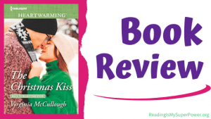 Book Review (and a Giveaway!): The Christmas Kiss by Virginia McCullough