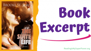 Book Spotlight (and a Giveaway!): The Suite Life by Brooke St. James