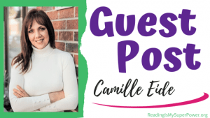 Guest Post (and a Giveaway!): Camille Eide & Wings Like a Dove