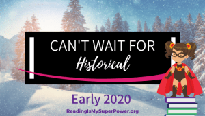 Top Ten Tuesday: New Releases I'm Excited About – Early 2020 Historical Fiction