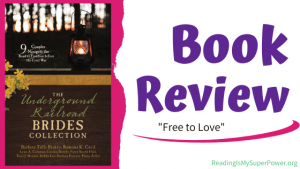 Book Review: Free To Love by Terri J Haynes (The Underground Railroad Brides Collection)