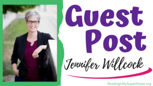 Guest Post (and a Giveaway!): Jennifer Willcock & Exit Stage Right