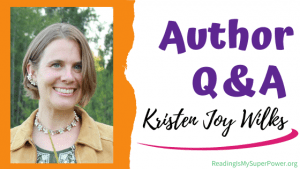 Author Interview (and a Giveaway!): Kristen Joy Wilks & Yellowstone Yondering