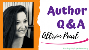Author Interview: Allison Pearl & Dunked In Trouble