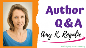 Author Interview: Amy K. Rognlie & To Err is Human