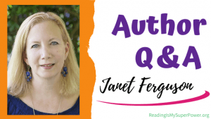 Author Interview (and a Giveaway!): Janet Ferguson & Star Rising