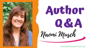 "Author Interview (and a Giveaway!): Naomi Musch & ""A Tender Siege"" (The Highlanders collection)"