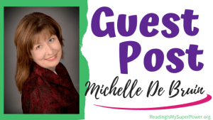 Guest Post (and a Giveaway!): Michelle De Bruin & Promise for Tomorrow