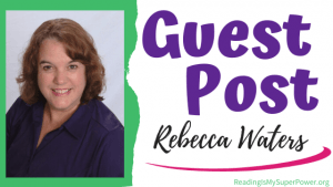 Guest Post (and a Giveaway!): Rebecca Waters & Breathing On Her Own