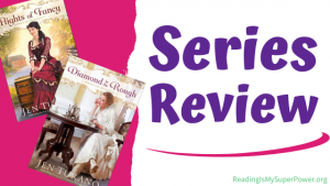 Book Series Review: American Heiresses series by Jen Turano