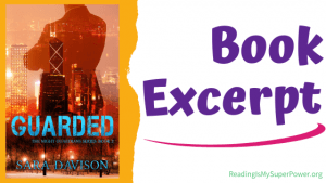 Book Spotlight (and a Giveaway!): Guarded by Sara Davison