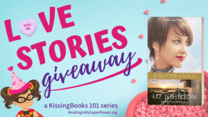 Love Stories GIVEAWAY: A Glitter of Gold