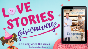 Love Stories GIVEAWAY: An Unexpected Family