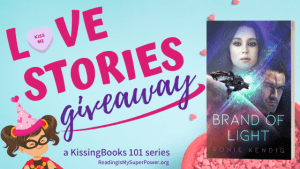 Love Stories GIVEAWAY: Brand of Light