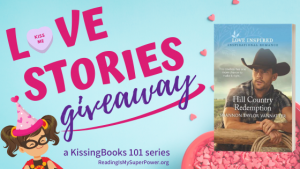 Love Stories GIVEAWAY: Hill Country Redemption