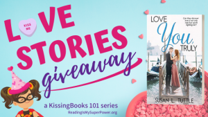 Love Stories GIVEAWAY: Love You, Truly