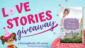 Love Stories GIVEAWAY: Misleading Miss Verity