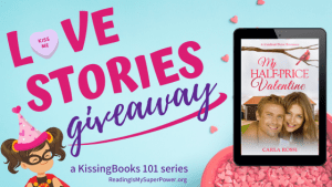 Love Stories GIVEAWAY: My Half-Price Valentine