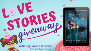 Love Stories GIVEAWAY: Star Rising