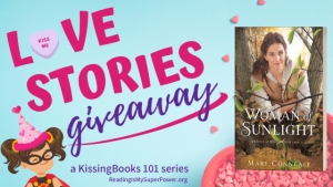 Love Stories GIVEAWAY: Woman of Sunlight