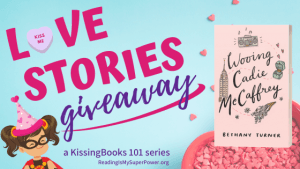 Love Stories GIVEAWAY: Wooing Cadie McCaffrey