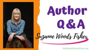 Author Interview (and a Giveaway!): Suzanne Woods Fisher & Two Steps Forward