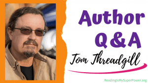 Author Interview (and a Giveaway!): Tom Threadgill & Collision of Lies