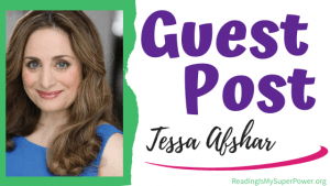 Guest Post (and a Giveaway!): Tessa Afshar & Daughter of Rome