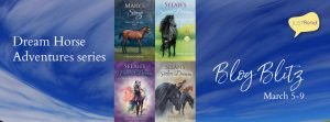 Series Spotlight (and a Giveaway!): Dream Horse Adventures series by Susan Count